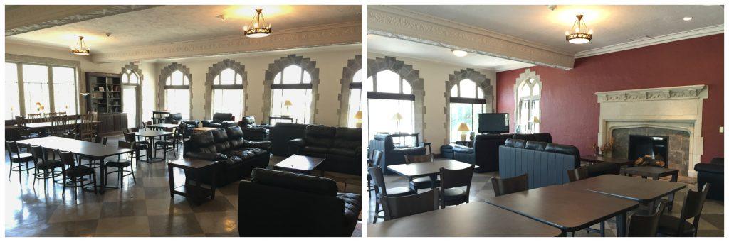 room rentals at pres house