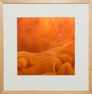 2400 Degrees of Separation, Barry Sherbeck, Photograph, framed, 2007, 16 x 16, Exodus 3:2, $200