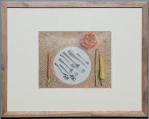 Displacement I, Barry Sherbeck, Photograph, vegan, 2013, 16 x 20, Mark 4:11, $175