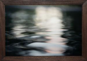 Well Again, Barry Sherbeck, Photograph on metallic paper; mahogany, 2012, 20 x 28, John 5:14, $350