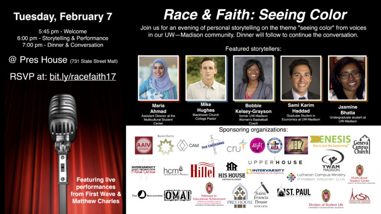 Race and Faith 2017