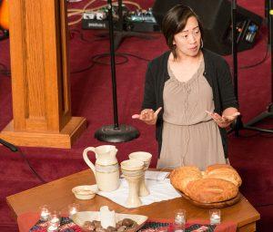 Pres House Worship